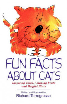 Fun Facts About Cats av Richard Torregrossa (Heftet)