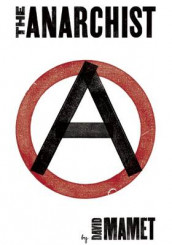 The Anarchist av David Mamet (Heftet)