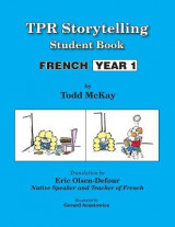 Omslag - Tpr Storytelling Student Book. French Year 1