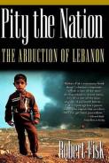 Pity the Nation av Robert Fisk (Heftet) | Tanum nettbokhandel