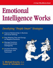 Emotional Intelligence Works av S. Michael Kravitz og Susan D. Schubert (Heftet)