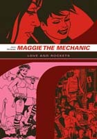 Omslag - Maggie the Mechanic