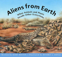 Aliens from Earth av Mary Batten (Heftet)