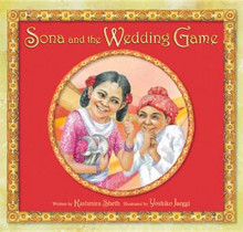 Sona and the Wedding Game av Kashmira Sheth (Innbundet)