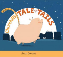 Churchill's Tale of Tails av Anca Sandu (Heftet)