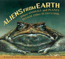 Aliens from Earth, Revised Edition av Mary Batten (Heftet)