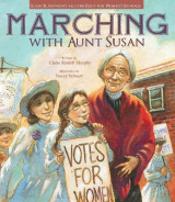 Omslag - Marching with Aunt Susan