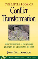 Omslag - Little Book of Conflict Transformation