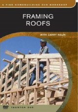 Omslag - Framing Roofs: with Larry Haun
