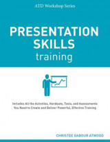 Omslag - Presentation Skills Training
