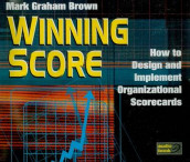 Winning Score - Audio Book - Compact Disk av Mark Graham Brown (CD-ROM)