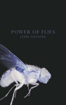 The Power of Flies av Lydie Salvayre (Innbundet)