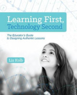 Omslag - Learning First, Technology Second