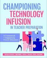 Omslag - Championing Technology Infusion in Teacher Preparation