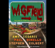 Wigfield av Stephen Colbert og Paul Dinello (Lydbok-CD)