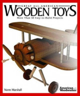 Omslag - Great Book of Wooden Toys