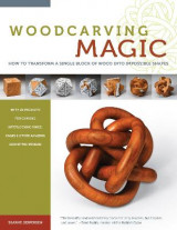 Omslag - Woodcarving Magic
