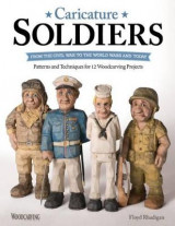 Omslag - Caricature Soldiers: from the Civil War to the World Wars and Today