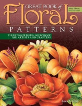 Omslag - Great Book of Floral Patterns, Third Edition