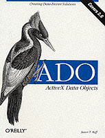 Omslag - ADO: ActiveX Data Objects