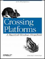 Omslag - Crossing Platforms: A Macintosh/Windows Phrasebook