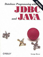 Database Programming with JDBC and Java av George Reese (Heftet)