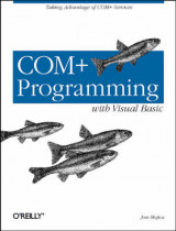 Omslag - COM+ Programming with Visual Basic