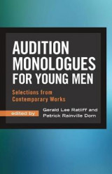 Omslag - Audition Monologues for Young Men