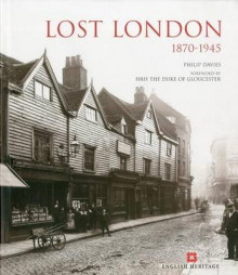 Lost London av Philip Davies (Innbundet)