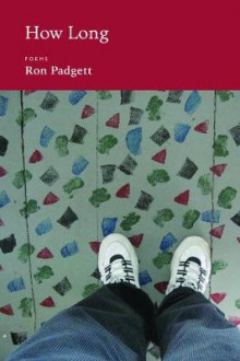 How Long av Ron Padgett (Heftet)