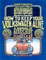 Omslag - How to Keep Your Volkswagen Alive