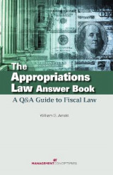 Omslag - The Appropriations Law Answer Book