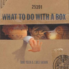 What to Do with a Box av Jane Yolen (Kartonert)