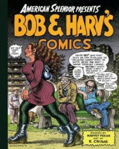 Bob and Harv's Comics av Harvey Pekar (Heftet)