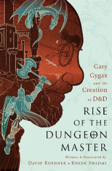 Rise of the Dungeon Master (Illustrated Edition) av David Kushner (Heftet)