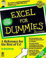 Excel for dummies av Greg Harvey (Heftet)
