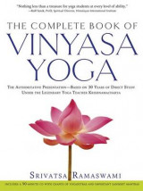 Omslag - The Complete Book of Vinyasa Yoga