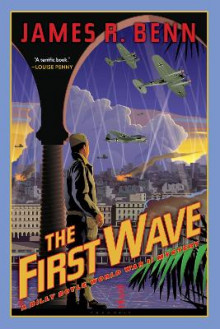 The First Wave av James Benn (Heftet)