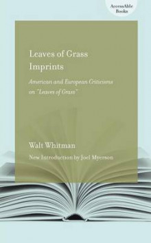Leaves of Grass Imprints av Walter Whitman (Heftet)
