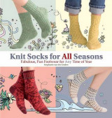 Omslag - Knit Socks for All Seasons