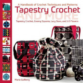 Tapestry Crochet and More av Maria Gullberg (Innbundet)