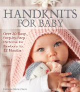 Omslag - Handknits for Baby