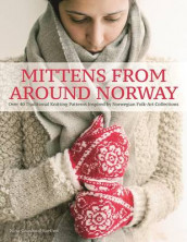 Mittens from Around Norway av Nina Granlund Saether (Innbundet)