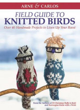 Omslag - Arne & Carlos' Field Guide to Knitted Birds