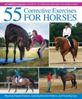 Omslag - 55 Corrective Exercises for Horses