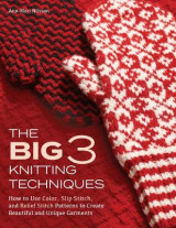 Omslag - The Big 3 Knitting Techniques