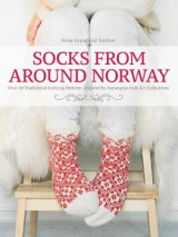 Omslag - Socks from Around Norway