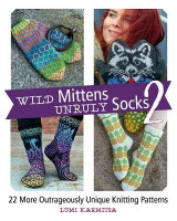 Omslag - Wild Mittens and Unruly Socks 2