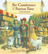 Omslag - Sir Cumference and the Fracton Faire
