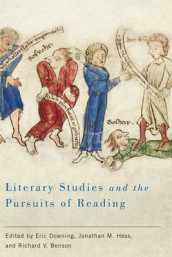 Literary Studies and the Pursuits of Reading av Richard V. Benson, Eric Downing, Jonathan M. Hess, Alice A. Kuzniar og Ann Marie Rasmussen (Innbundet)